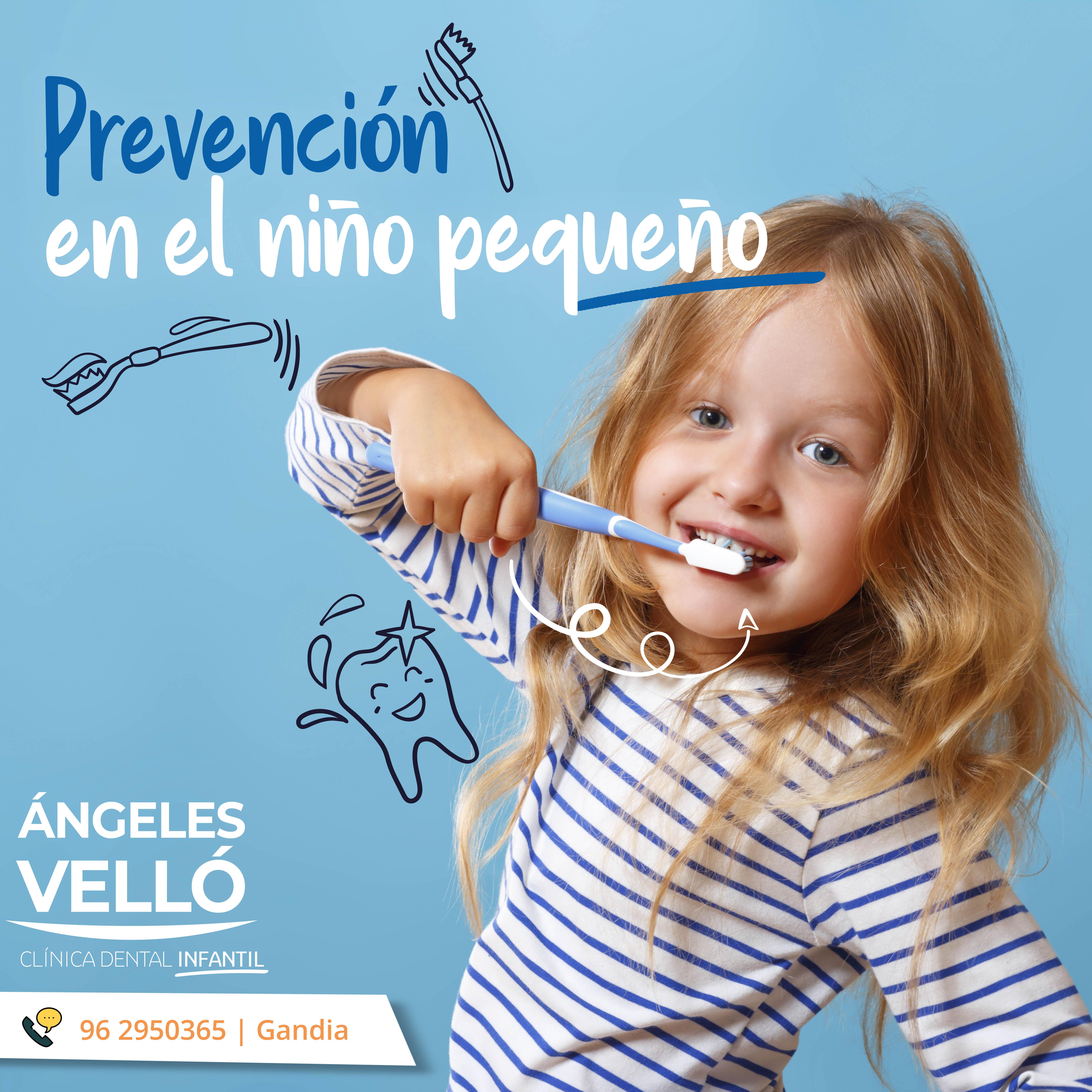 Prevención en el niño pequeño